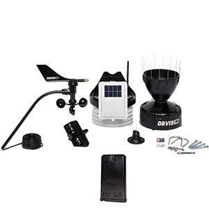 Davis Weatherlink Live Bundle 6322OV und 6100 Live