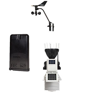 Davis Weatherlink Live Bundle 6323OV und 6100 Live