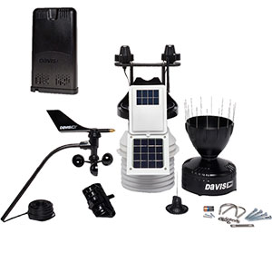 Davis Weatherlink Live Bundle 6328OV und 6100 Live